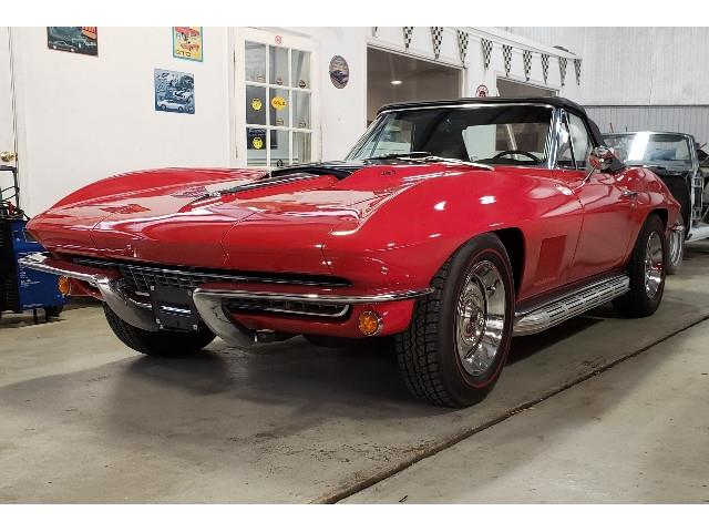 Picture of '67 Chevrolet Corvette located in Linthicum Maryland - P3FD