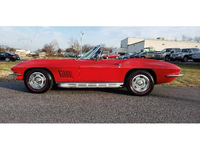 Picture of Classic 1967 Corvette Offered by  - P3FD