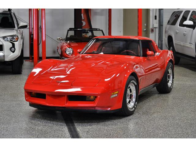 Picture of '80 Chevrolet Corvette located in Plainfield Illinois Offered by  - P3FH
