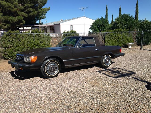 Picture of '74 Mercedes-Benz 450SL located in Arizona - P9BR