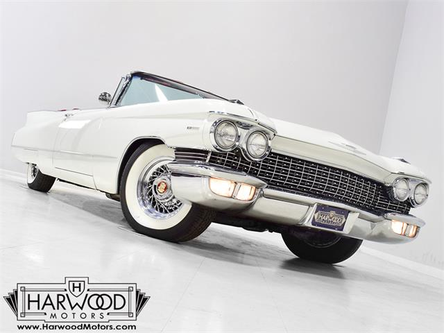 Picture of 1960 Cadillac Series 62 - P9C5