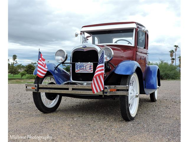 Picture of '29 Model A located in Sun City West Arizona - $35,000.00 Offered by a Private Seller - P9C6