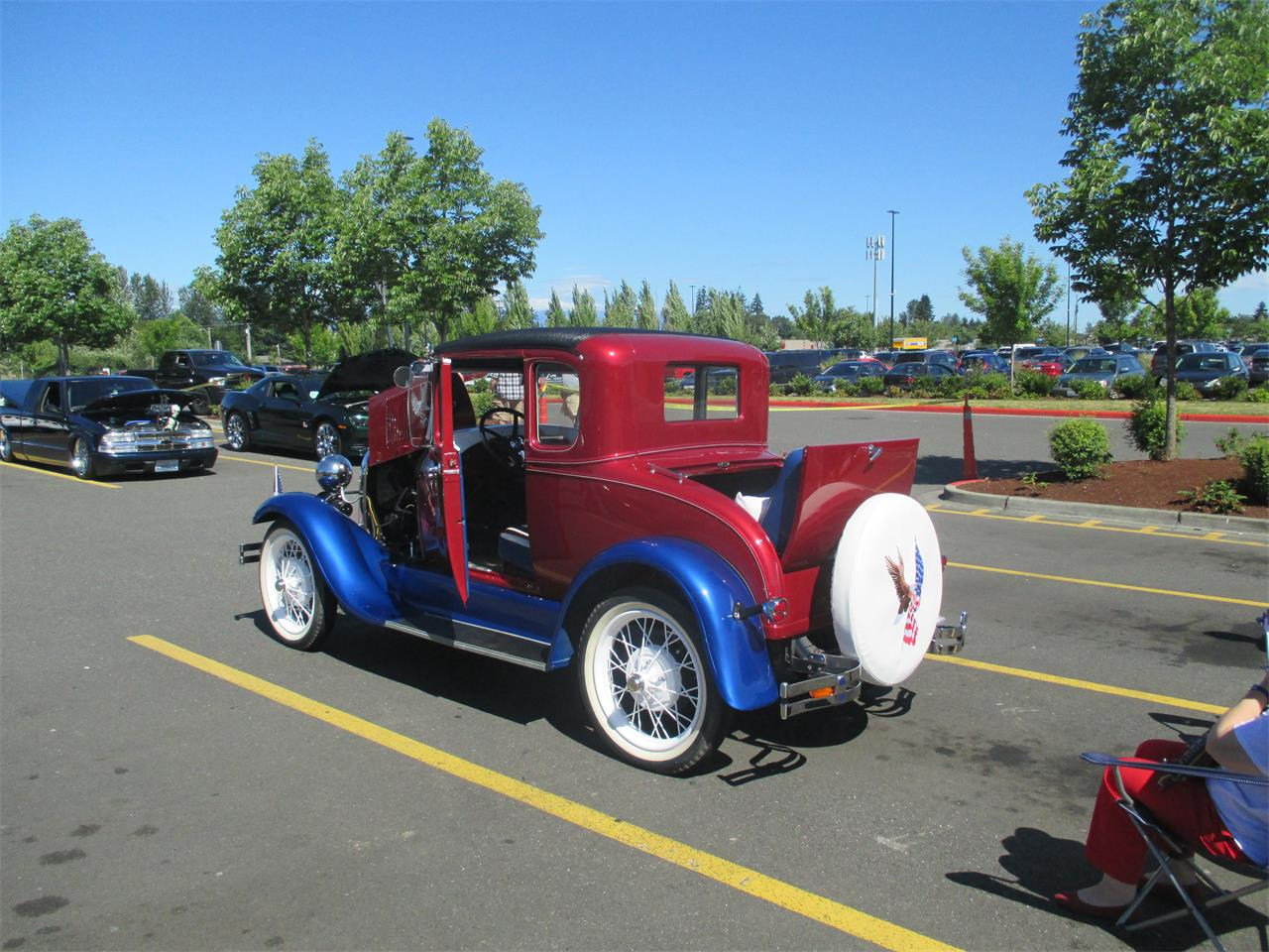 Large Picture of '29 Model A - P9C6