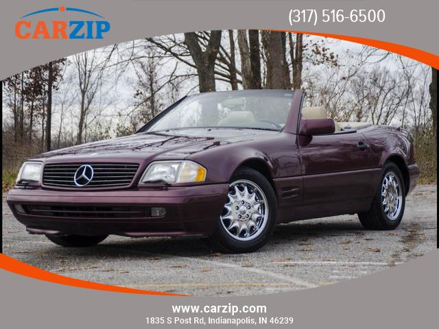 Picture of '96 SL-Class - P3FN