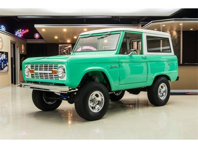 Picture of '69 Bronco - P9CI