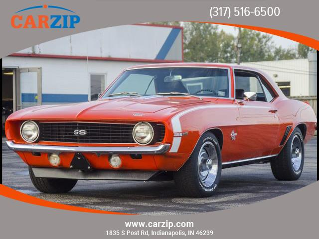 Picture of '69 Camaro - P3FO