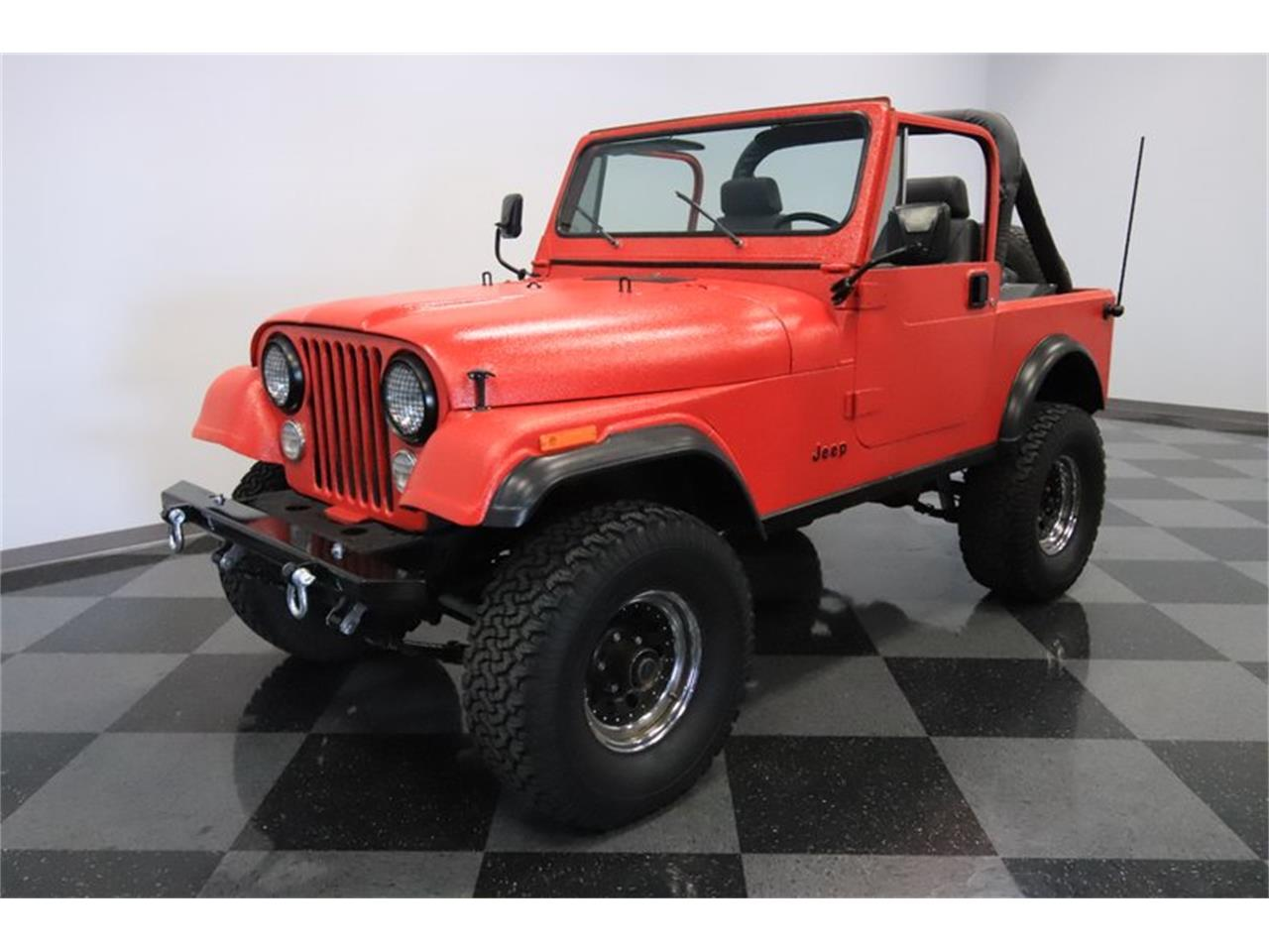 Large Picture of '85 CJ7 - P9D1