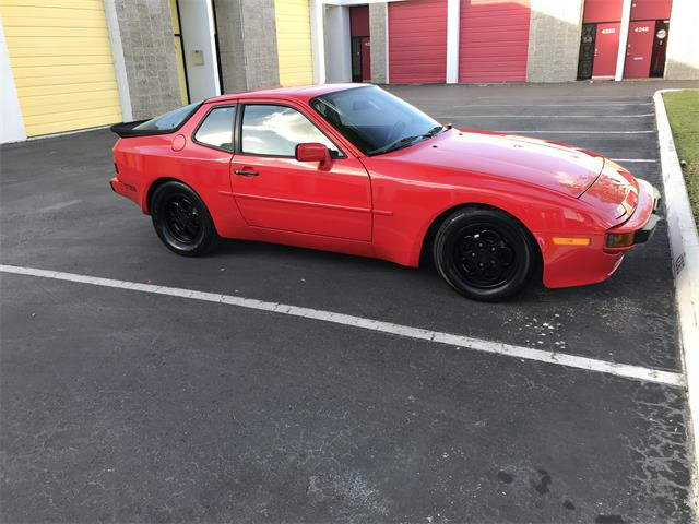 Picture of 1984 Porsche 944 located in Florida - $12,900.00 - P9DT