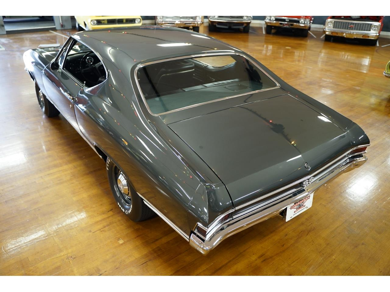 Large Picture of '68 Chevelle - P9EA