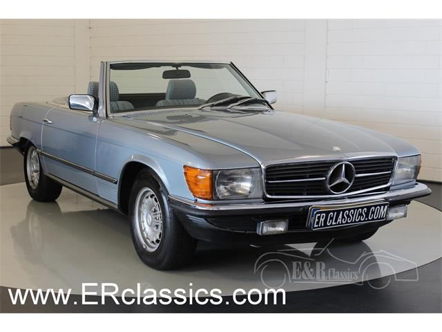 Picture of 1983 SL-Class located in Waalwijk Noord-Brabant - $34,100.00 - P3FV
