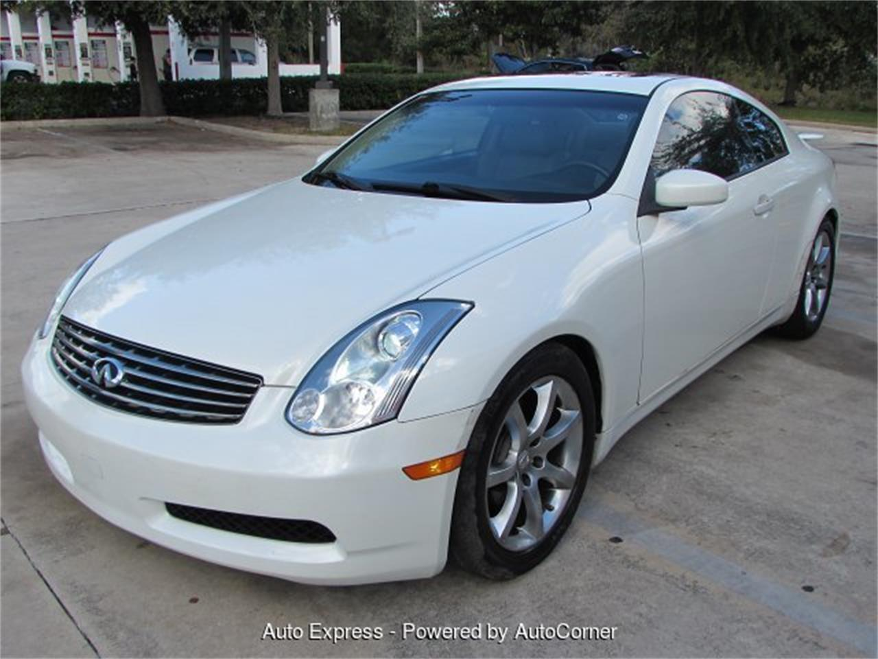 Large Picture of '05 G35 - P9EM