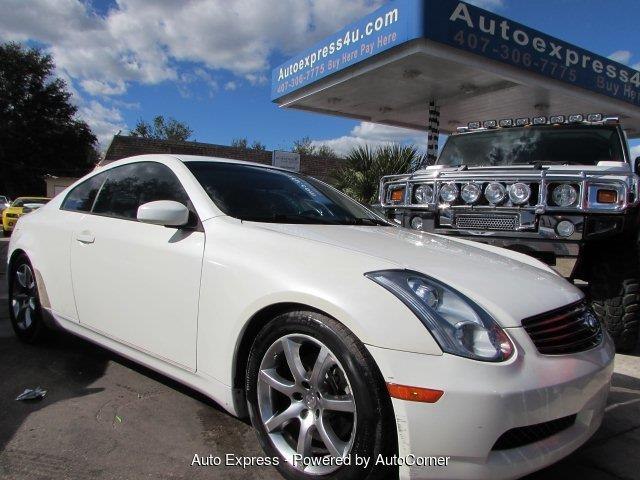 Picture of 2005 G35 located in Orlando Florida Offered by  - P9EM