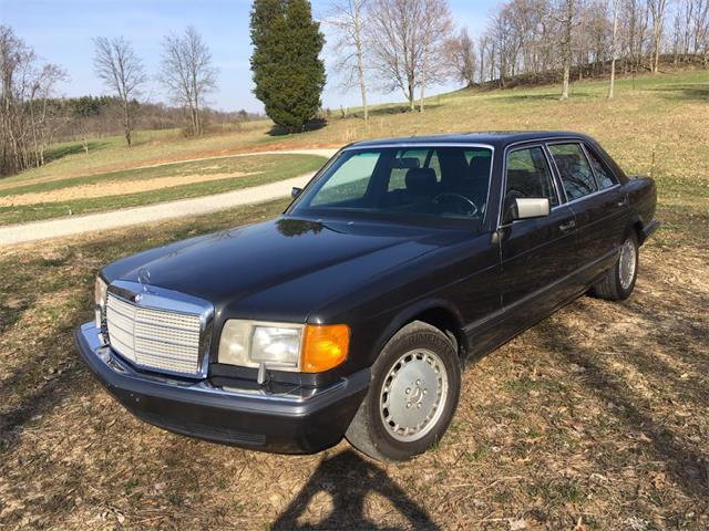 Picture of '90 560SEL - P9FU
