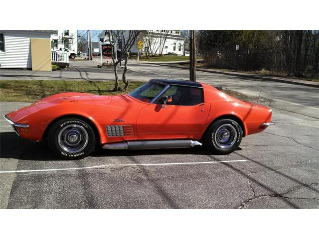 Picture of Classic '72 Corvette located in West Pittston Pennsylvania - $49,950.00 Offered by  - P9FY