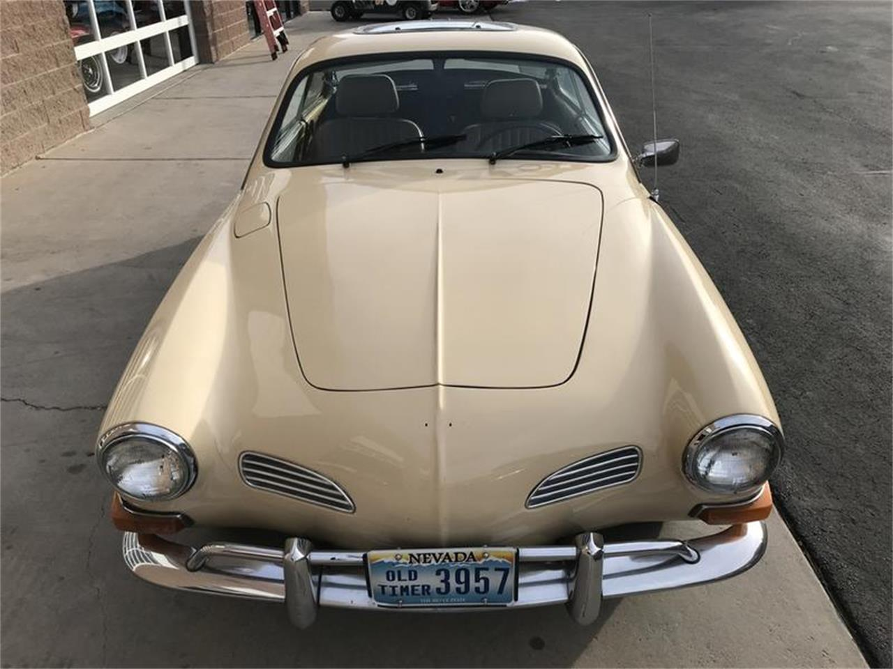 Large Picture of '70 Karmann Ghia - P9GH