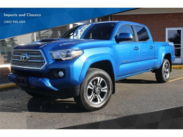 Picture of 2017 Tacoma located in Washington Offered by  - P9GY