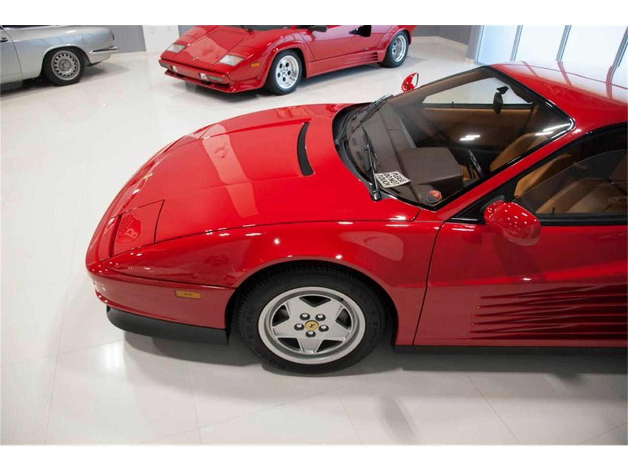 Large Picture of 1991 Ferrari Testarossa located in Florida - P9H3