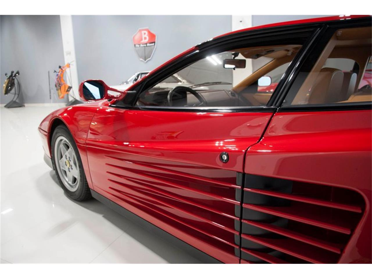 Large Picture of 1991 Ferrari Testarossa located in Miami Florida Offered by The Barn Miami - P9H3