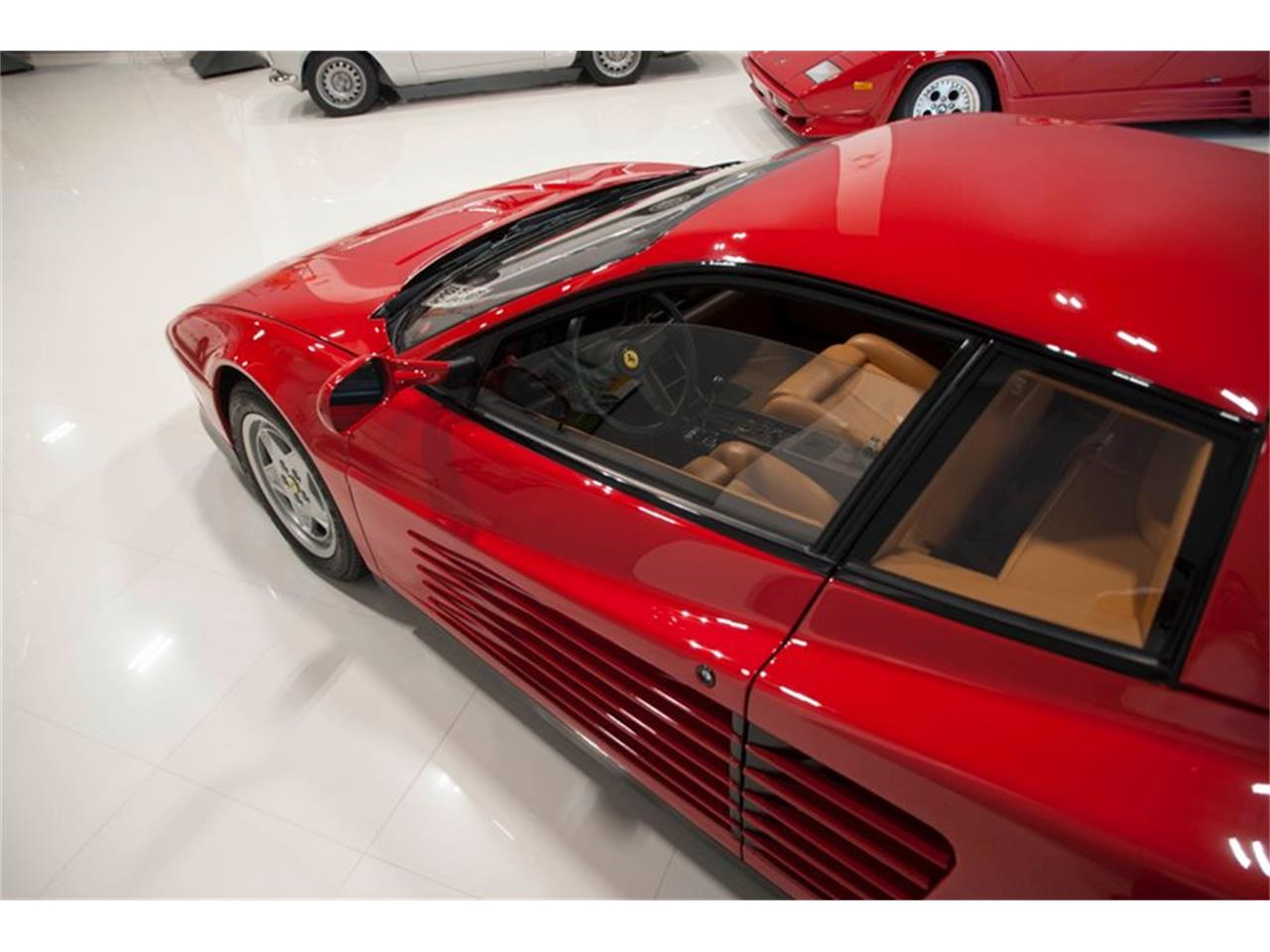 Large Picture of 1991 Ferrari Testarossa Offered by The Barn Miami - P9H3