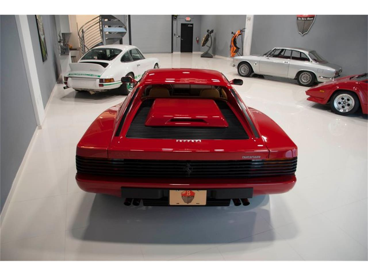 Large Picture of 1991 Ferrari Testarossa located in Florida - $249,900.00 Offered by The Barn Miami - P9H3