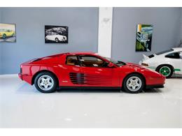 Picture of 1991 Testarossa located in Miami Florida - P9H3