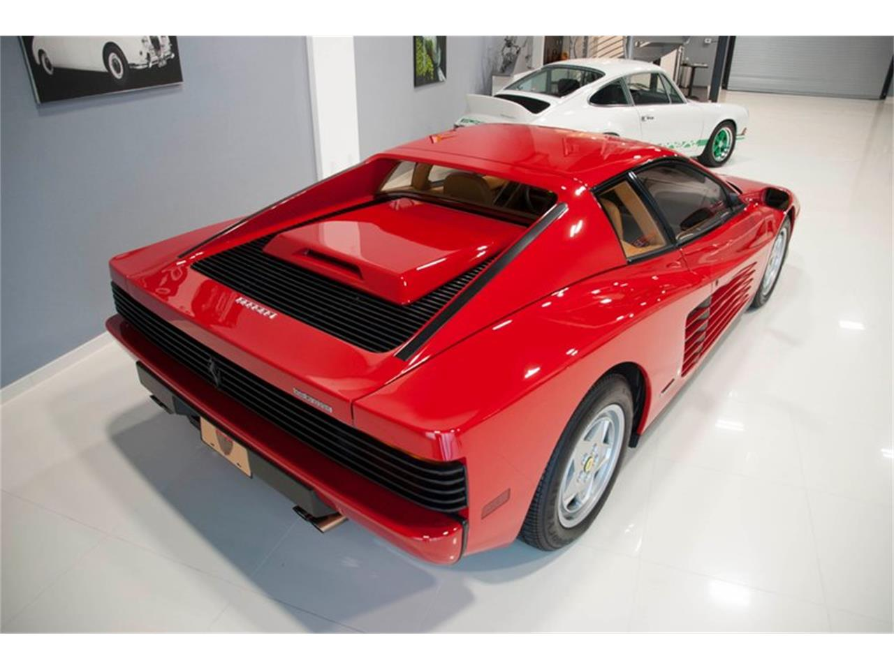 Large Picture of 1991 Testarossa located in Miami Florida - P9H3