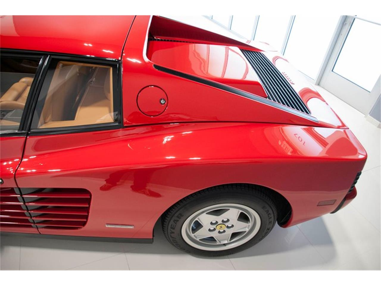 Large Picture of 1991 Testarossa located in Miami Florida Offered by The Barn Miami - P9H3