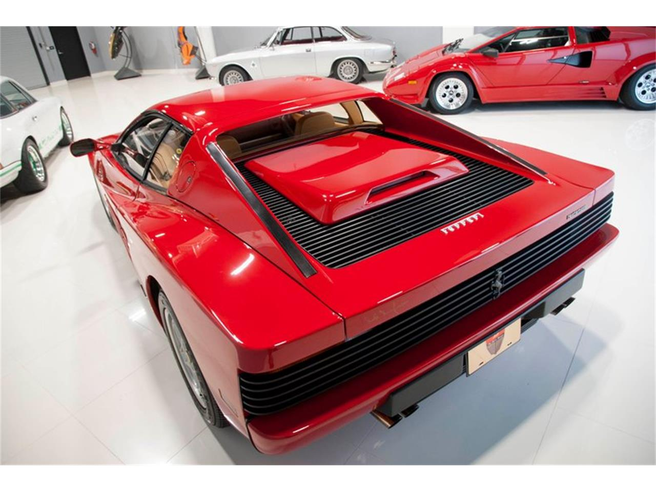 Large Picture of 1991 Testarossa Offered by The Barn Miami - P9H3