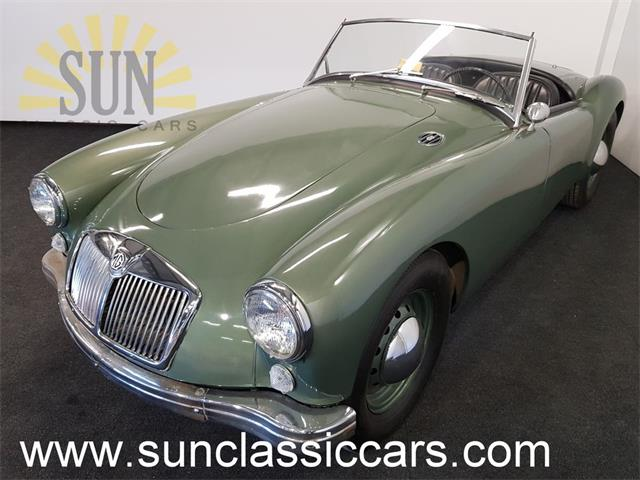 Mg A For Sale >> Classic Mg Mga For Sale On Classiccars Com