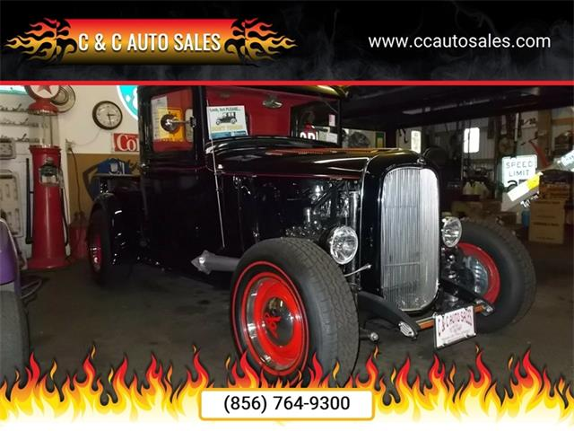 Picture of Classic 1932 Pickup located in New Jersey - $32,995.00 Offered by  - P9H9