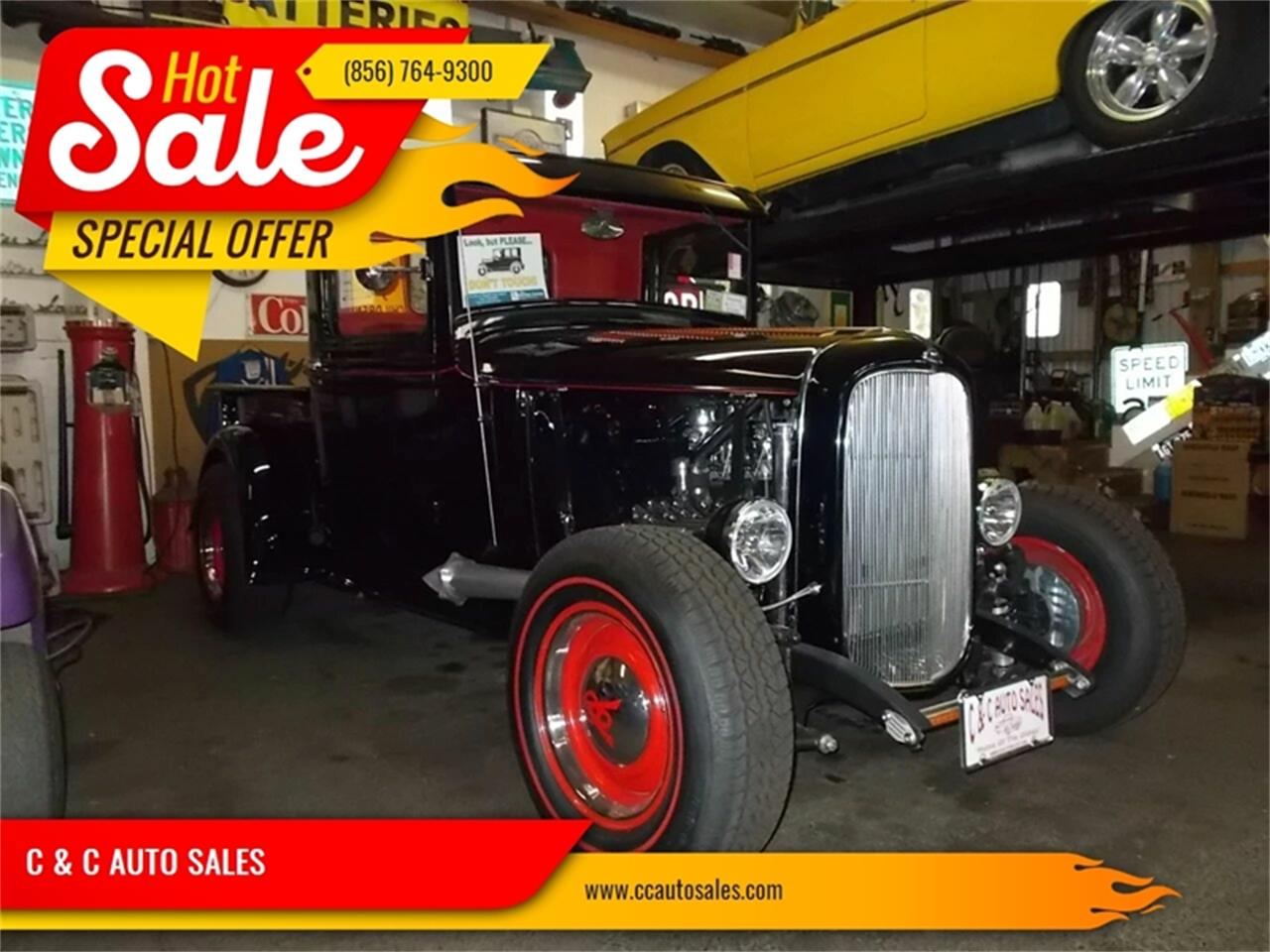 Large Picture of '32 Pickup - P9H9