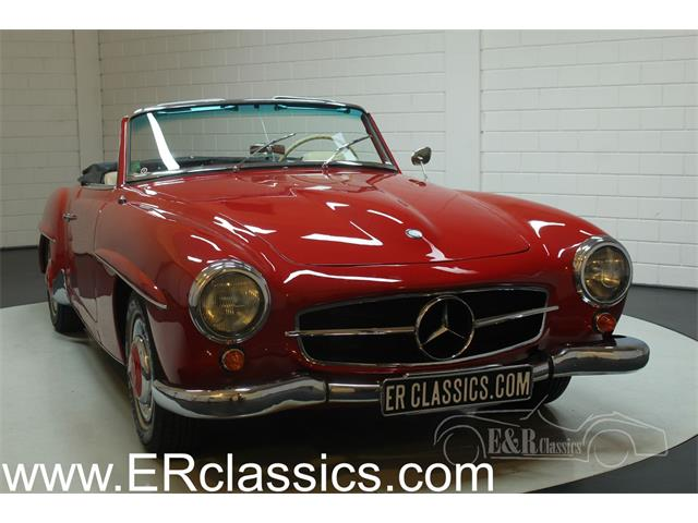 Classic Mercedes Benz 190sl For Sale On Classiccars Com