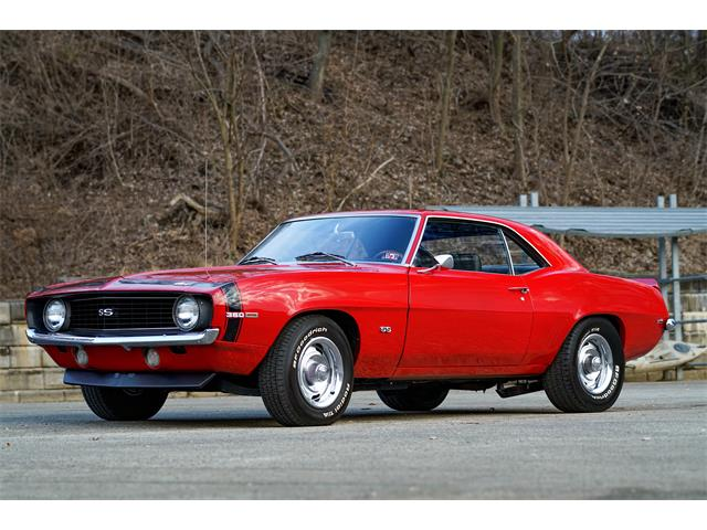 Picture of '69 Camaro SS - P9HT