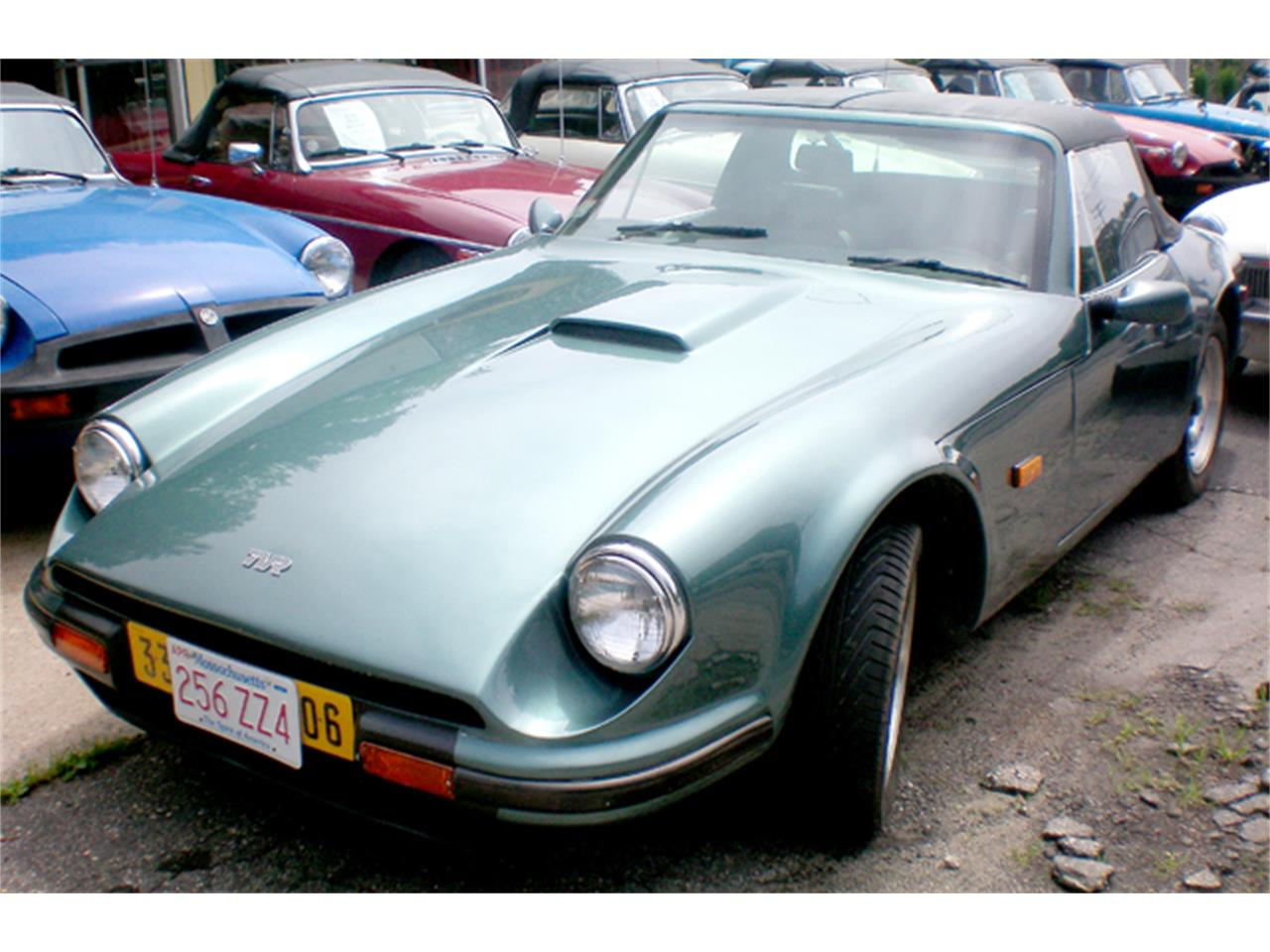 Large Picture of '88 TVR S - $17,000.00 Offered by Brit Bits - P9I5