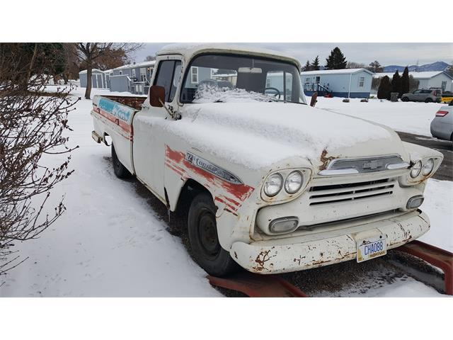 1958 To 1960 Chevrolet Apache For Sale On Classiccars
