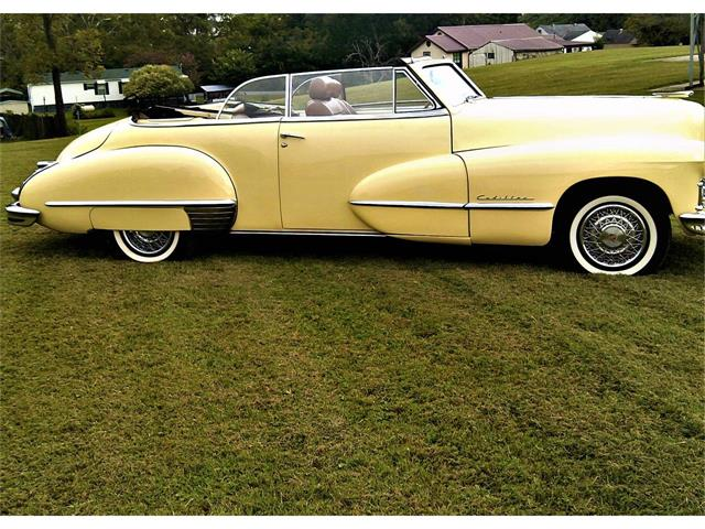 Picture of Classic '47 Cadillac Series 62 Offered by a Private Seller - P9II