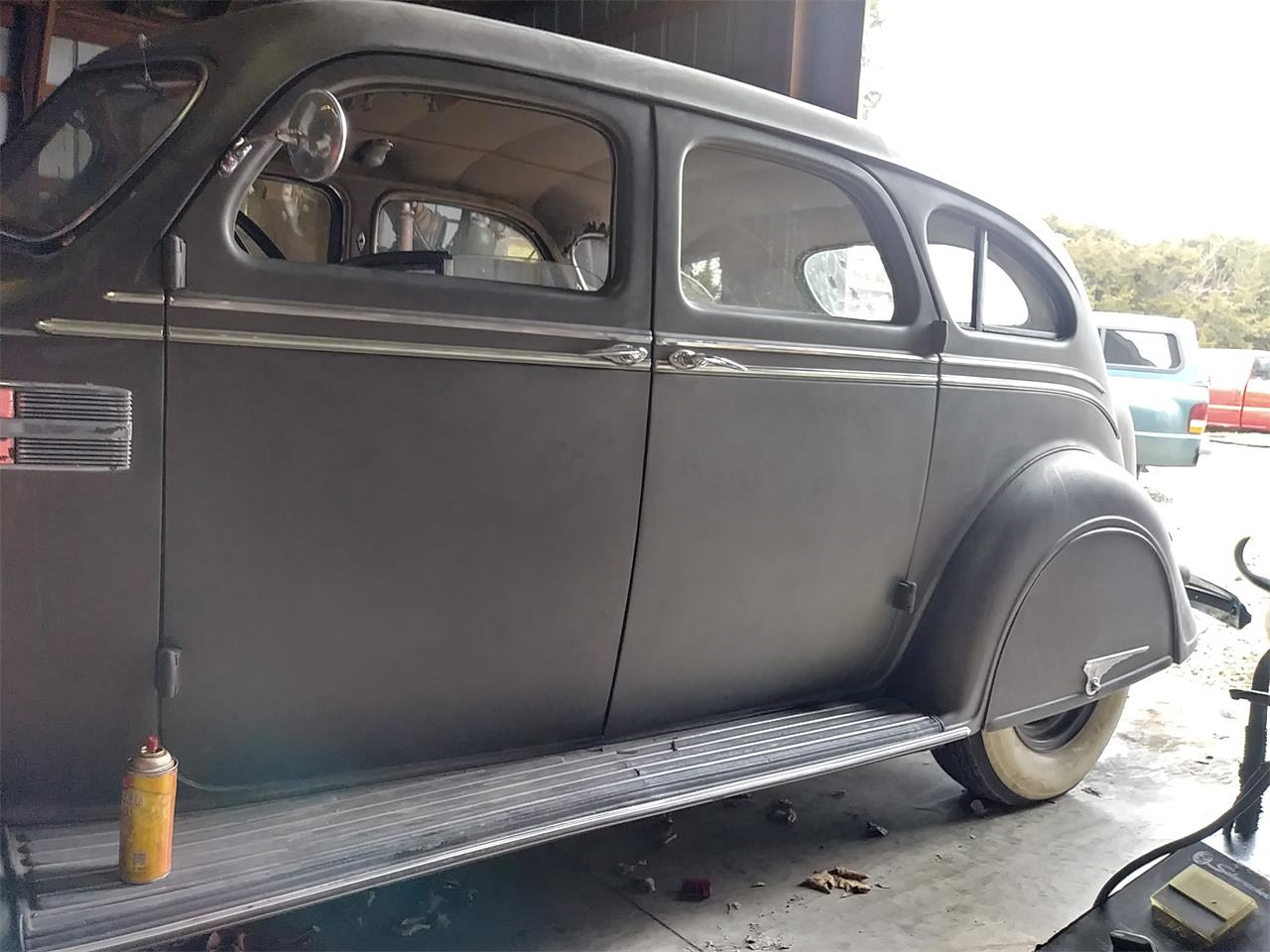 Large Picture of Classic '36 Chrysler Airflow located in Kansas Offered by HZ Smith Motors - P9IM