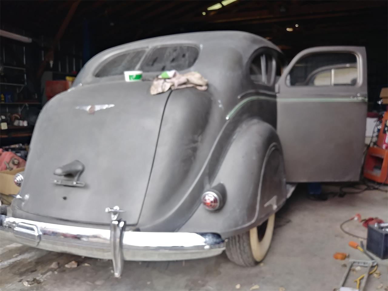 Large Picture of 1936 Airflow located in Kansas - $24,750.00 Offered by HZ Smith Motors - P9IM