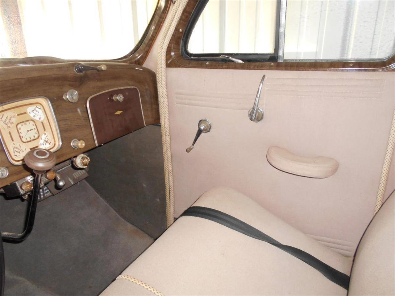 Large Picture of Classic '36 Airflow - $24,750.00 Offered by HZ Smith Motors - P9IM