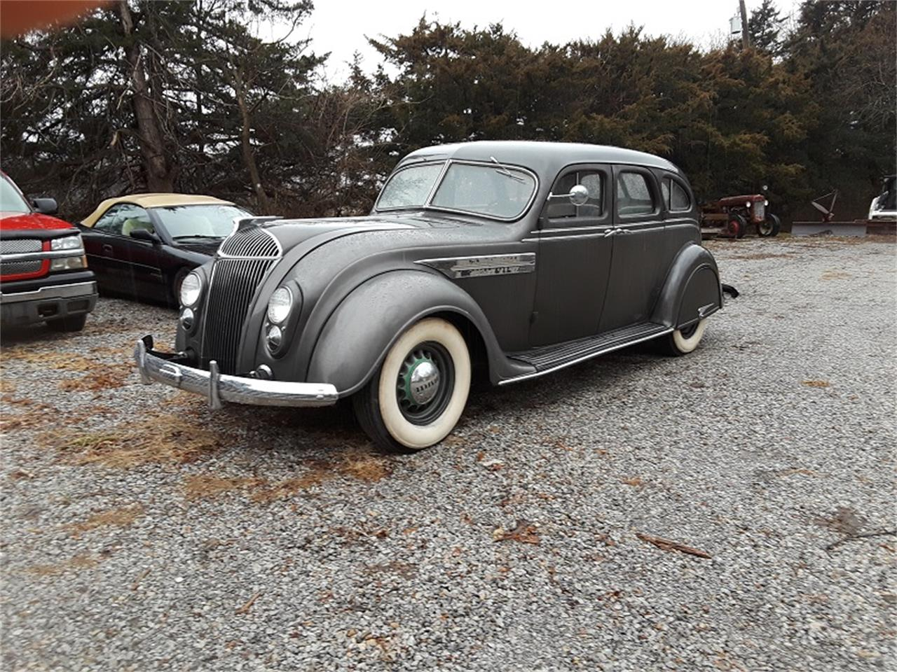 Large Picture of 1936 Airflow Offered by HZ Smith Motors - P9IM