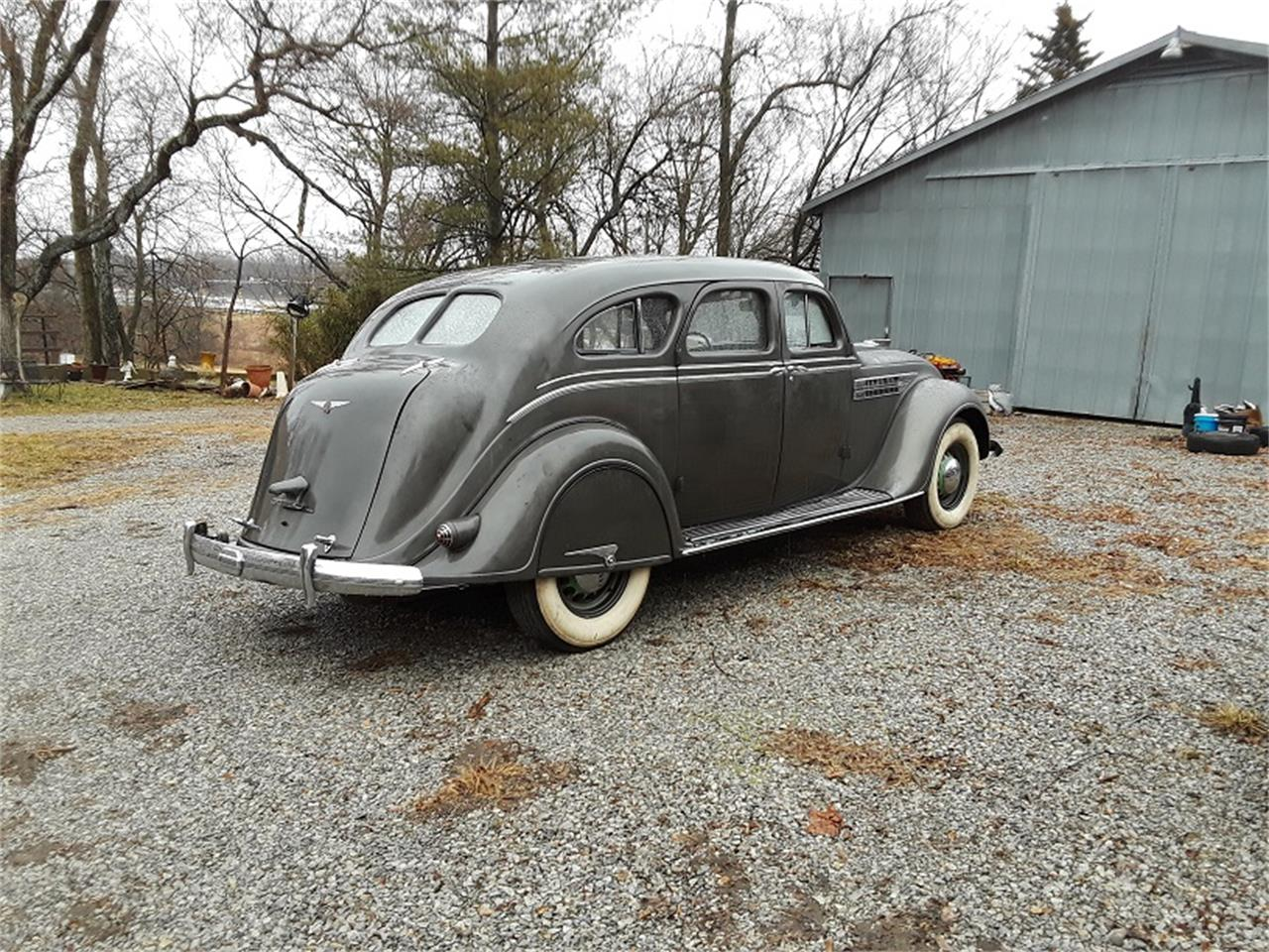 Large Picture of Classic '36 Chrysler Airflow located in Kansas - P9IM