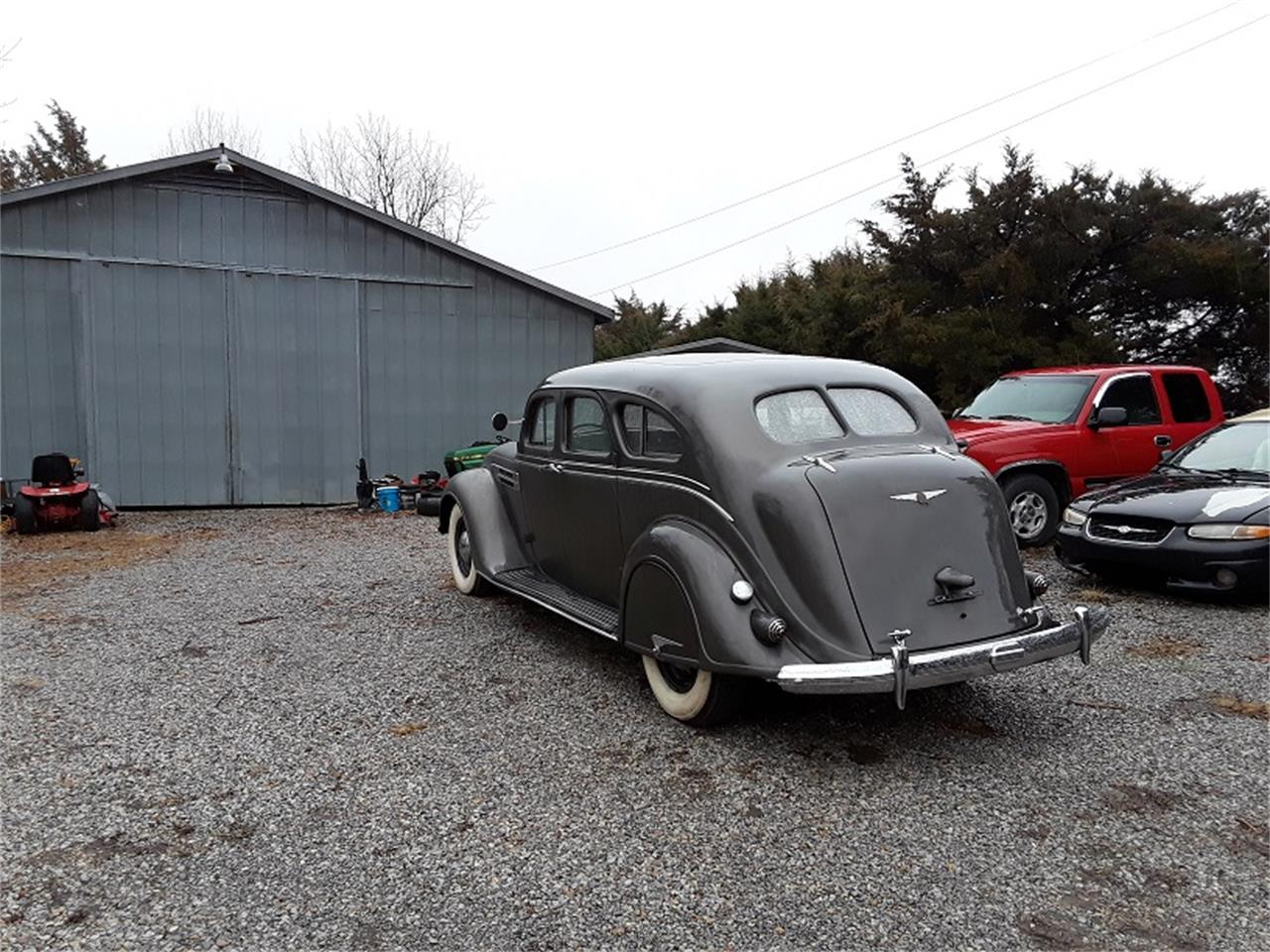 Large Picture of 1936 Chrysler Airflow - $24,750.00 Offered by HZ Smith Motors - P9IM