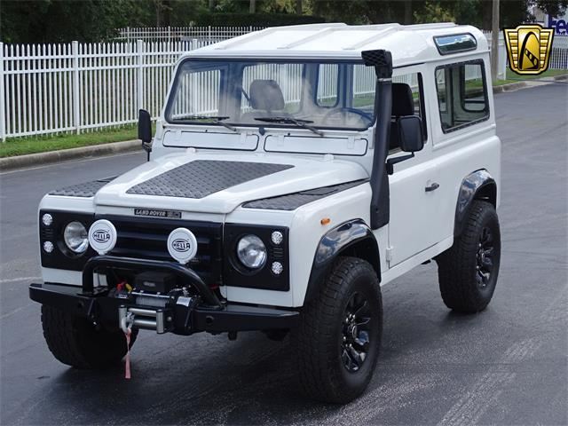 Picture of '84 Defender - P9IR