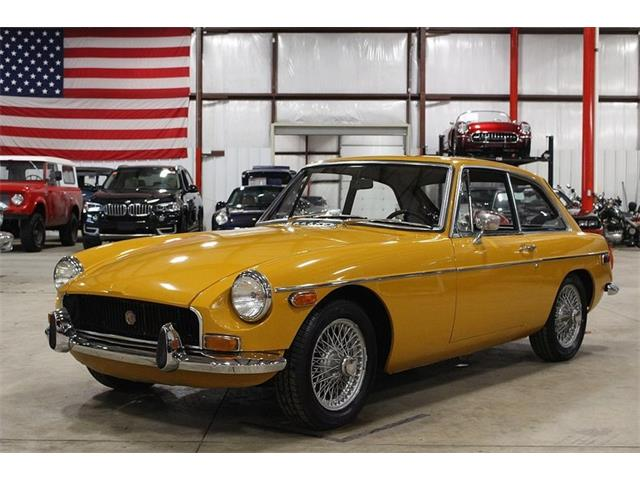 Picture of '70 MGB GT - P9IT