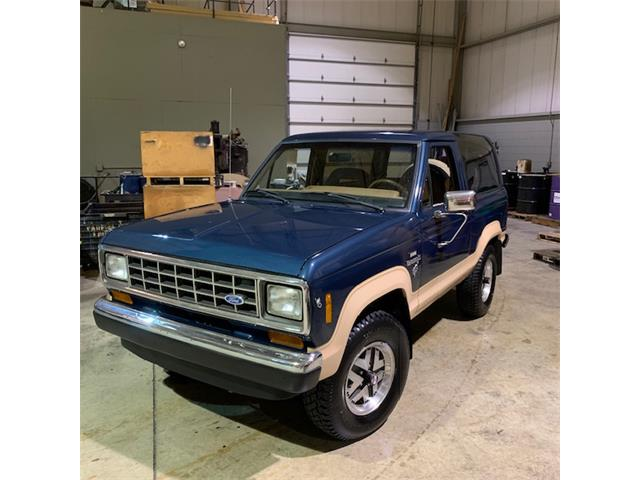 Picture of '86 Bronco II located in Florida Offered by  - P3GB
