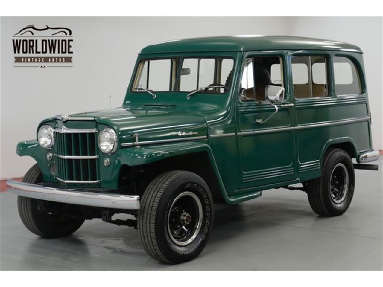 Large Picture of '59 Willys - P9J7