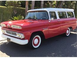 Picture of Classic 1960 Chevrolet Suburban located in Capistrano Beach California - P3GD
