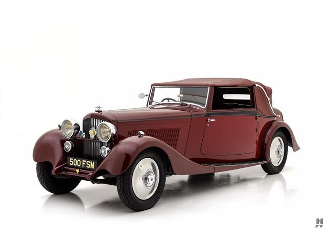 1934 Bentley 3-1/2 Litre