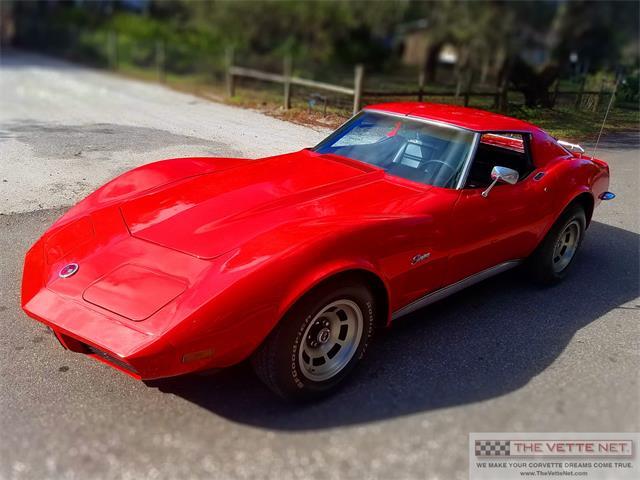 Picture of '73 Corvette - P9KV