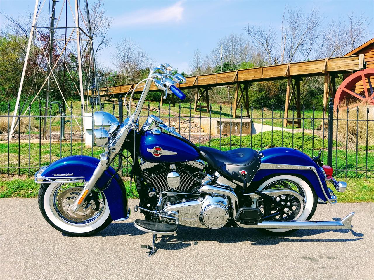 For Sale: 2016 Harley-Davidson Heritage Softail in Cumming , Georgia